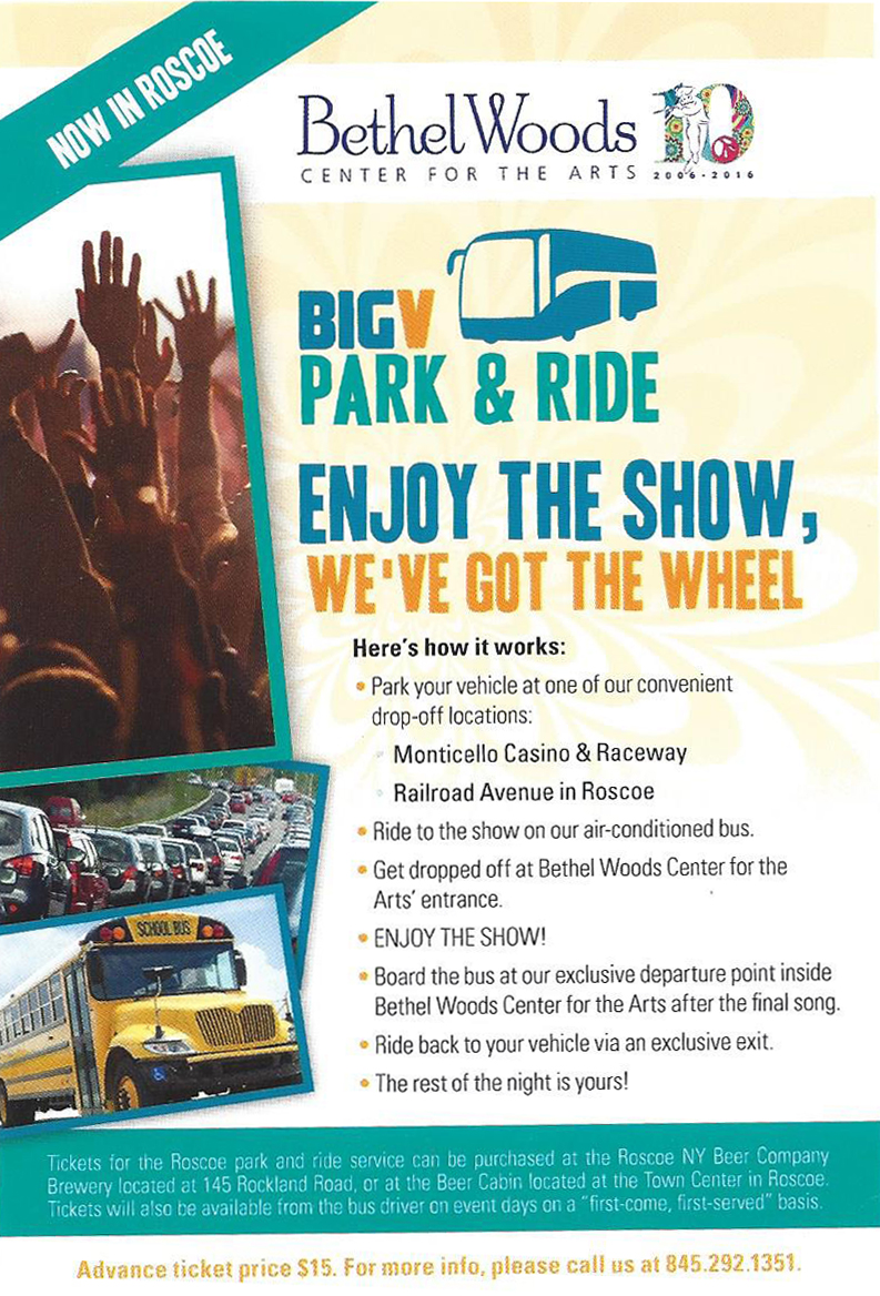 Roscoe Park & Ride