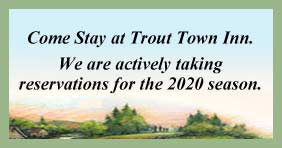 Come Stay at Trout Town Inn.